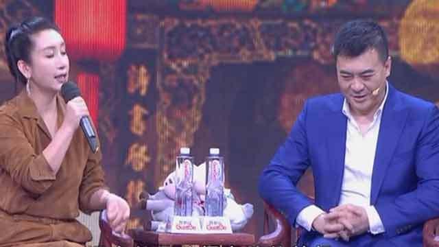 《记忆》20191210秦海璐 王新军——戏里受苦戏外甜