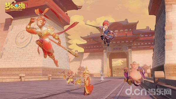 什么?《梦幻西游三维版》采用即时战斗?这得好好了解一下!