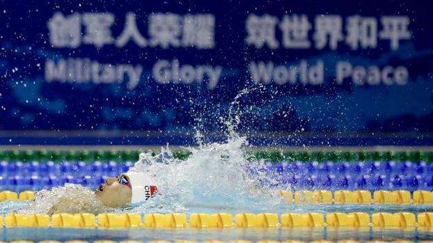 【游泳】10月22日竞赛日程