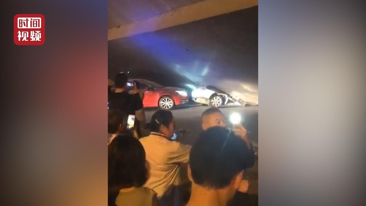 无锡高架桥坍塌牵出312国道沿线顽疾 苏州市民曾连年呼吁重卡禁上高架