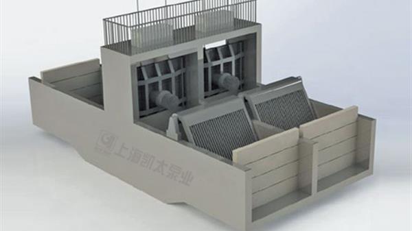 上海凯太推出智能化泵闸,一体化泵闸备受市场推崇