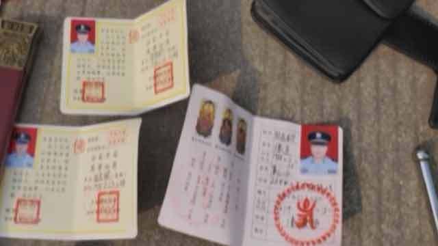 """《法治中国60分》20191211""""特种车辆""""被查获"""