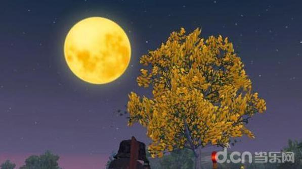与对手们躺在一起赏月是什么体验《和平精英》中秋模式登场