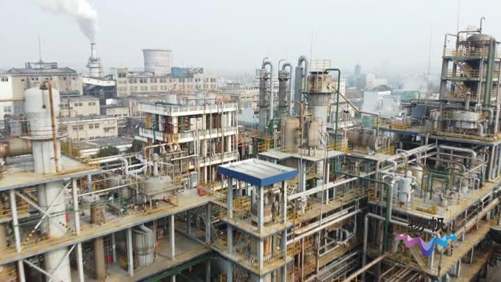 """扬农转型升级再出发61年风雨历程""""小氯碱厂""""长成""""百亿国企"""""""