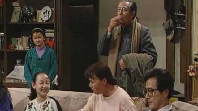 《戏里戏外》20191213电视剧《我爱我家》——中国情景喜剧开山之作