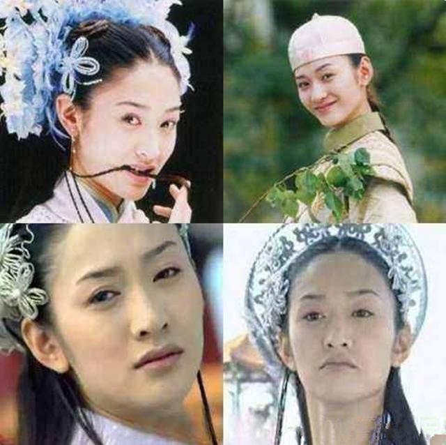 这四部古装电视剧公主的丫鬟竟然比公主还要貌美你认识吗?图片