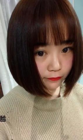 大脸妹到底应该剪个什么样子的发型呢?剪完这个发型秒