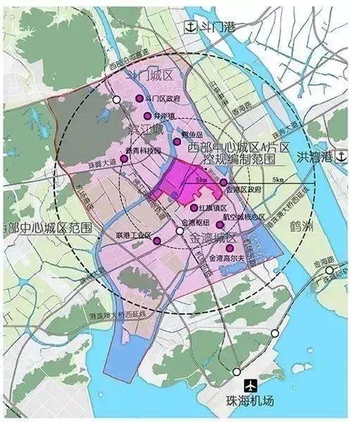 将成下一个珠海市中心!图片