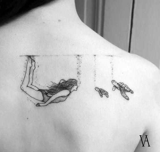 纹身|怎样的图案最不容易跟别人撞?