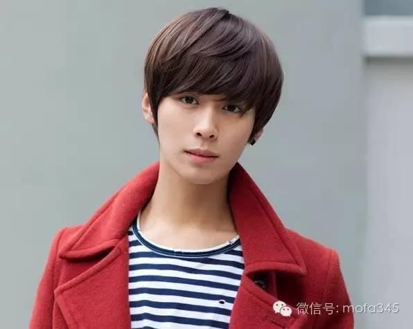 最新韩版短发发型气质,非常地彰显型男男生!临县哪里可以学编发图片