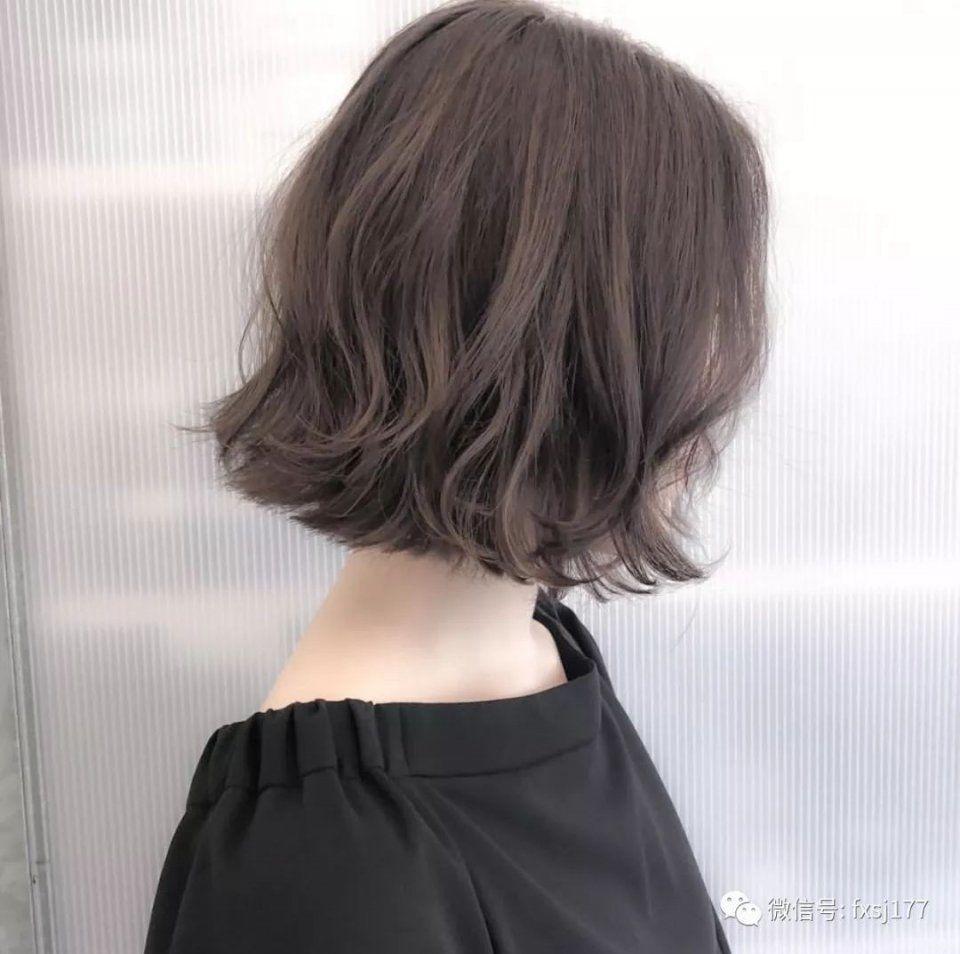所以烫发的妹子尽量选择微卷发就行了,不要相信什么泡面卷,这种卷发图片