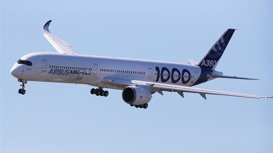 空客去年亏损13.6亿欧元