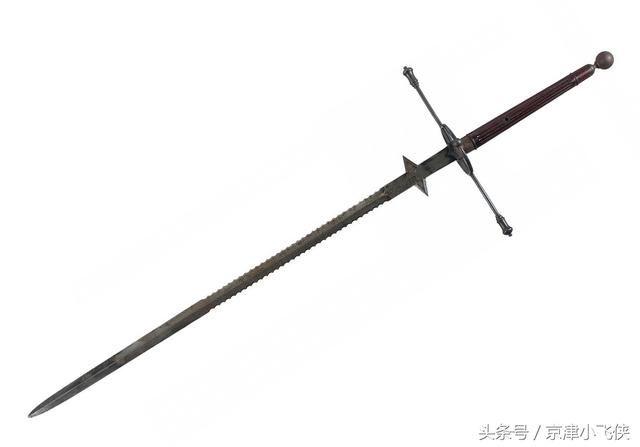 有人会说出许多剑,比如德国巨剑,欧洲双手大剑,中国湛卢剑,越王勾践剑