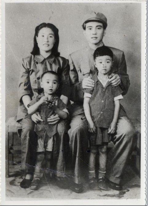 刘青山长子刘铁骑,和邻居女孩结婚,家庭美满,享受平静