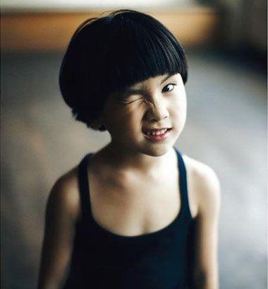 11款小孩子超萌超可爱的发型!