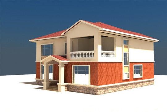 农村盖房子怎么设计?这样装真是太美了!