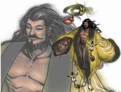 封神演义中最神秘的大神,不属于阐教也不属于截教,来历大得惊人