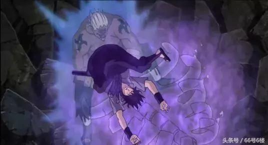 """火影忍者:佐助号称完全防御的""""须佐能乎""""竟被这些人打破"""