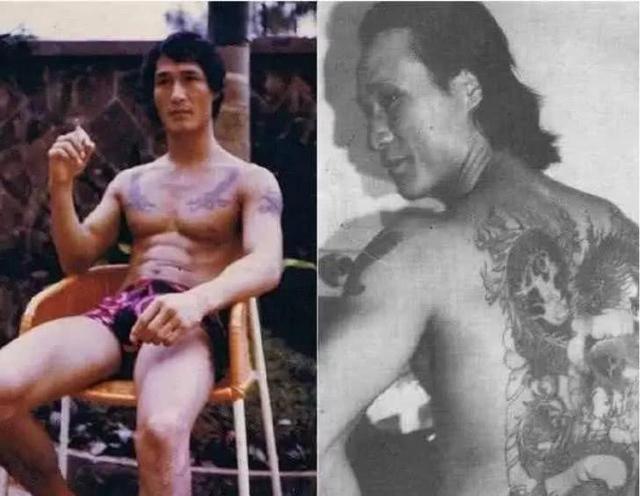 华仔的纹身没杀伤力,陈惠敏纹身最霸气,网友:最后一个