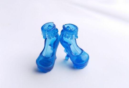 十二星座专属的芭比水晶鞋,射手座女生罕见,白以借口为忙颜色图片