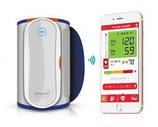 金亿帝打破日本在电子血压计领域的垄断地位!