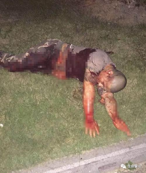 昆山发生惨剧!当纹身的用刀砍杀退役兵,结果就是反被砍死.