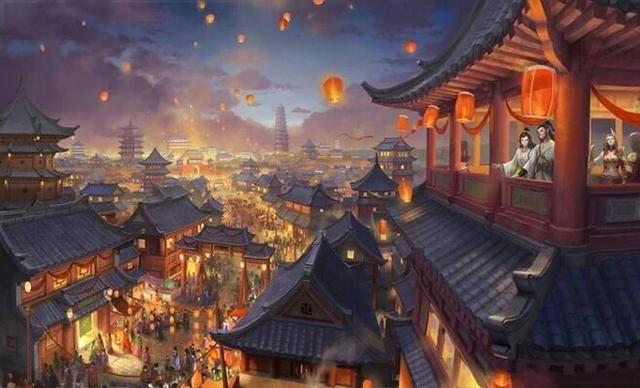 古代长期宵禁,依旧有特殊行业在深夜中穿行?-北京时间