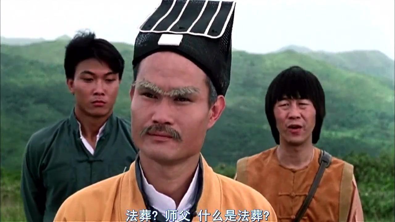 林正英演的一部电视剧叫僵尸道长,之玄魁,哪一集是中国僵尸和日本僵尸图片