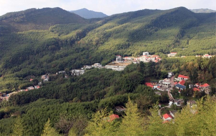 妥乐古银杏风景区:位于贵州省盘州市妥乐村,是国家aaaa级景区,这里