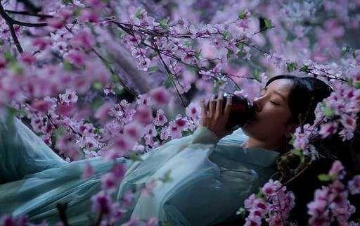 《三生三世》中,众仙饮酒姿势:白浅最美,阿离最可爱,第5最帅