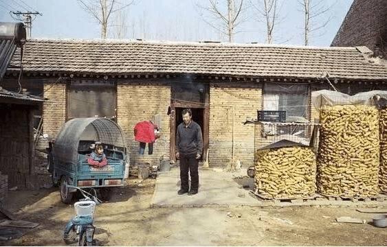 农村房子土?那是没见过我改造的农家别院,土豪出300万
