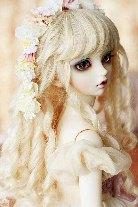 十二星座唯美的公主娃娃,射手座好美