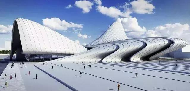 """如何评价""""解构主义大师""""扎哈哈迪德的建筑作品?图片"""
