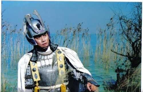 旧版《三国演义》中的赵云.图片