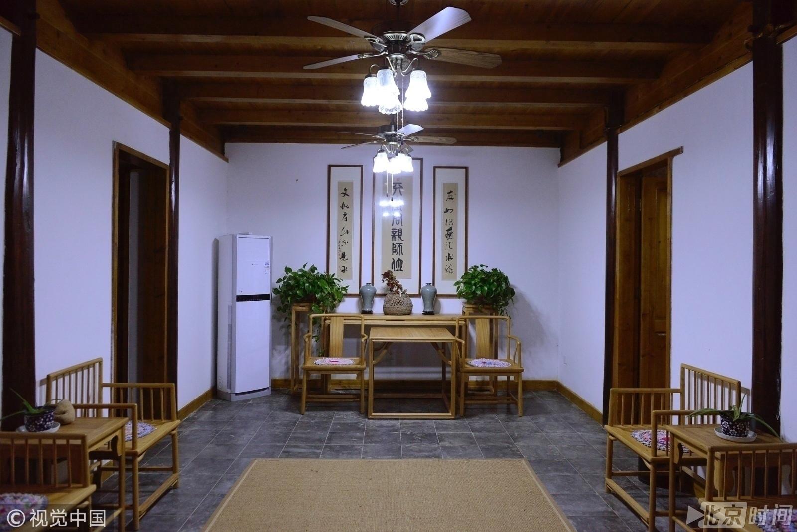 农村民宿室内设计
