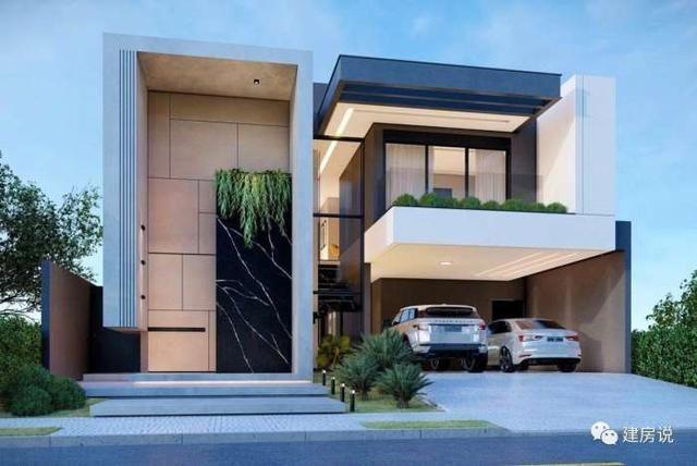 """三十张超棒的别墅设计图,买不起""""别野"""",还不能看看嘛"""