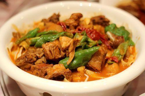 清真菜融合各新城美食的清真特色美食的民族珠江风味附近图片