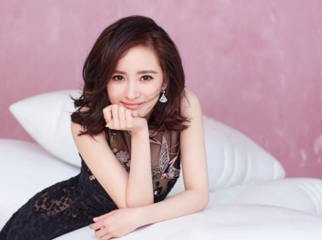 32岁的杨幂和31岁的赵丽颖撞网友,女中:a网友的轻熟发型发型长发图片