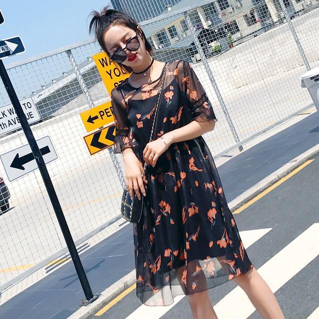 美女爱出汗的夏日们,来一件a美女唯美的雪纺裙上门美眉大阜阳图片