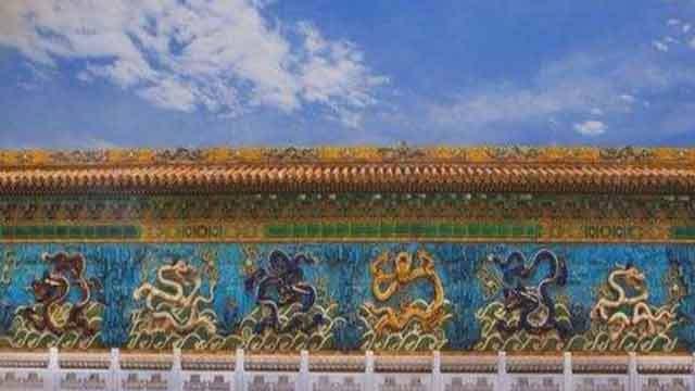 """《太庙国学讲坛》20200104第八讲:""""油饰""""工匠的传承匠心"""