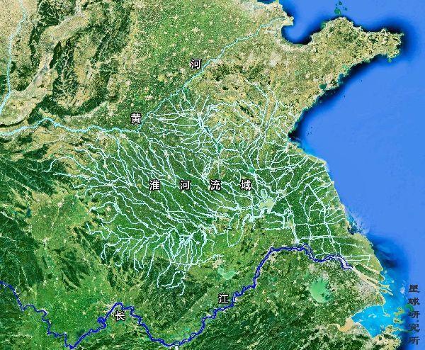 深读| 秦岭淮河有什么特别?为何能分割中国?图片