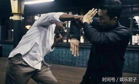《叶问4》李小龙和神秘人现身,甄子丹十分难受,网友:看点来了图片
