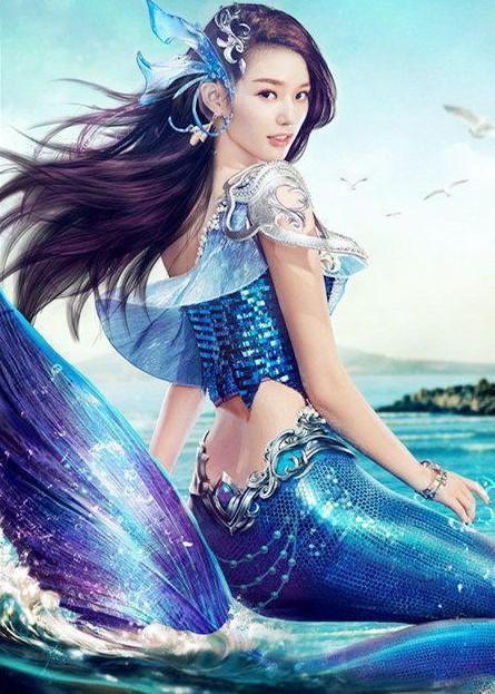 同样扮成美人鱼, 林允扮可爱, 范冰冰惊艳, 赵丽颖竟然.