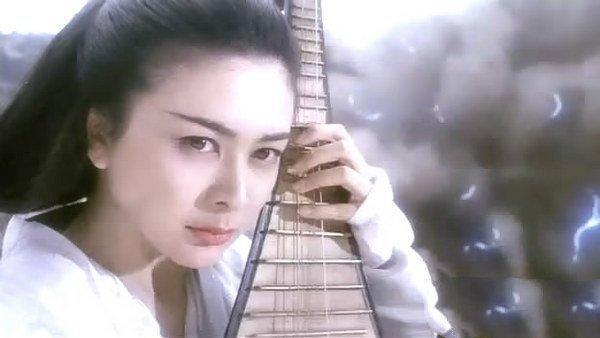 6,关之琳,《新仙鹤神针》的蓝小蝶