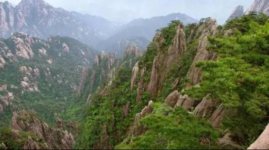 《故事china》曹科系列作品—我站在山尖看世界