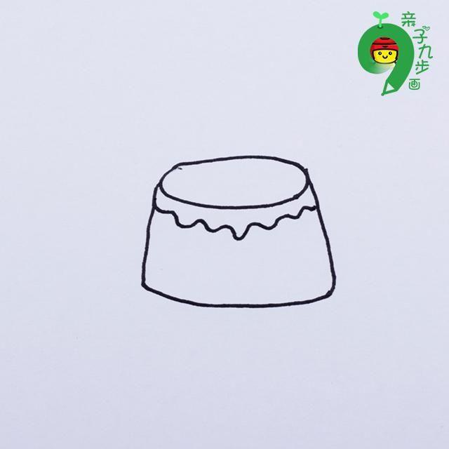 看这,九步宝宝都能学会画布丁