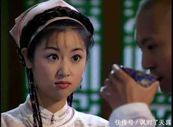 林心如在1996年的时候参演了一部电视剧《包青天之梅花盗》,很多人都图片