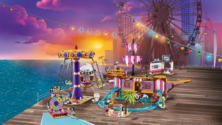 """六一儿童节,超会玩的乐高®玩具告诉你""""玩有什么用?"""""""