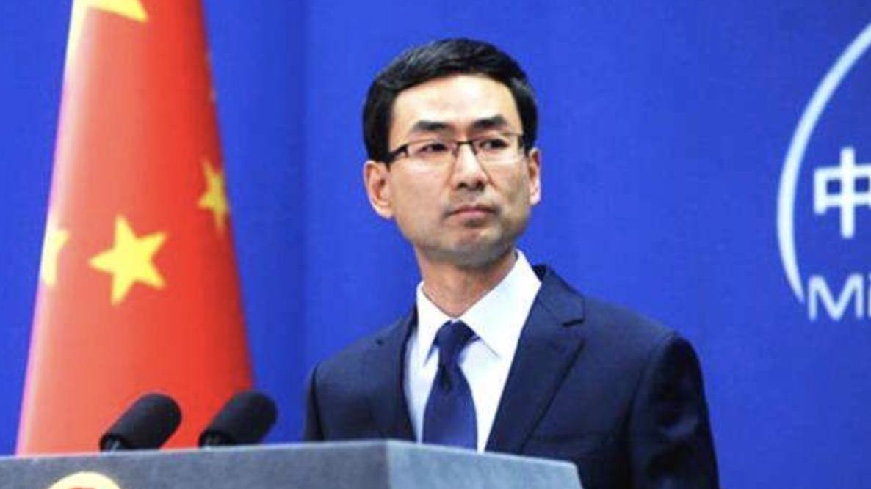 华侨华人支援抗疫是中国政府海外动员的结果?耿爽:深深打动并由衷赞赏