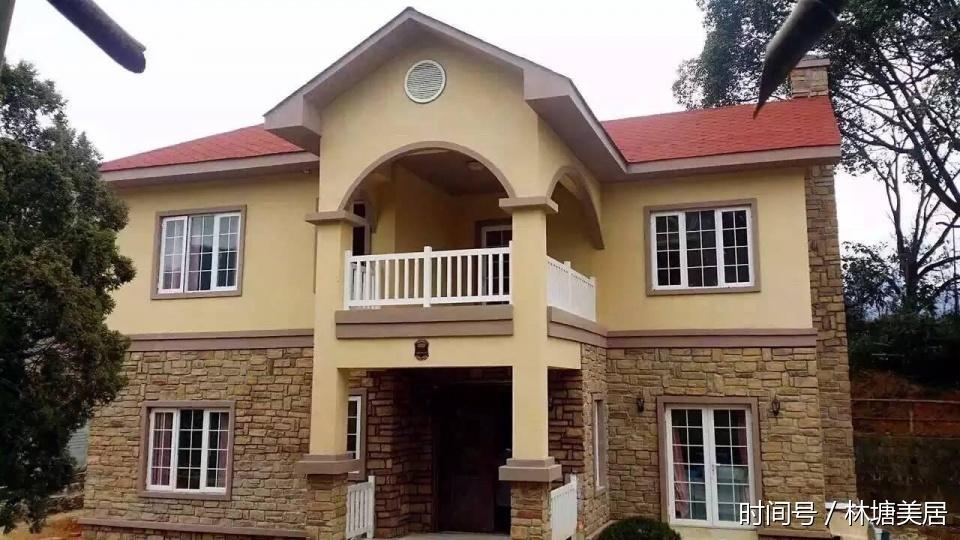 【林塘美居】轻钢结构别墅成本造价是否很贵?